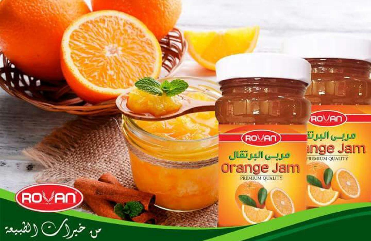 مربى البرتقال من روفان